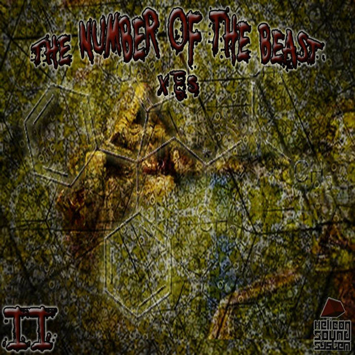 HSS013​:​The number of the beast (IΙ) cover art
