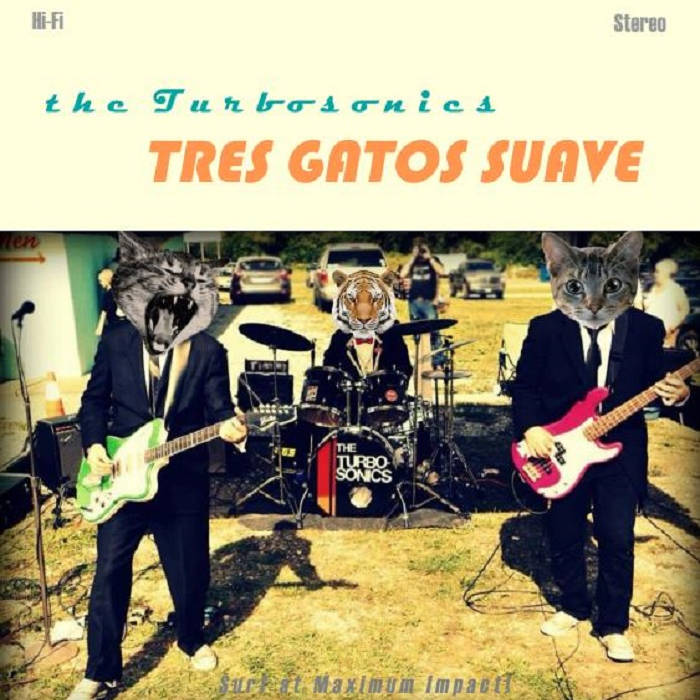 Tres Gatos Suave cover art