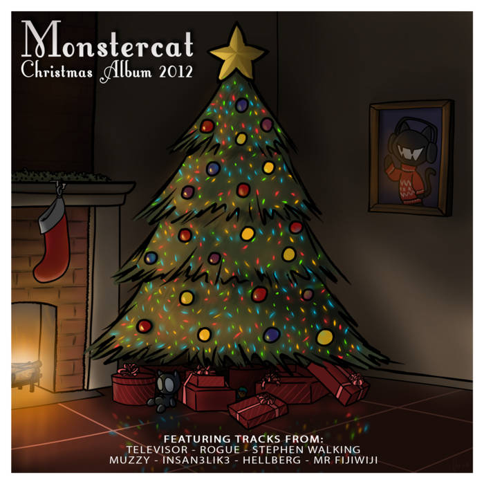 Monstercat Christmas Album 2012 (FREE) cover art