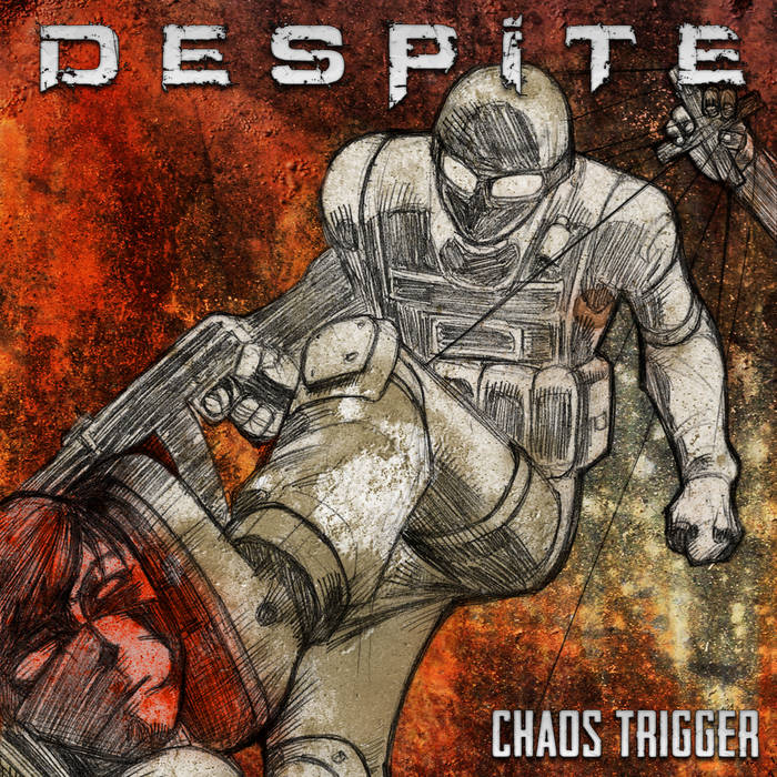 Chaos Trigger (Single) cover art