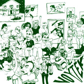 """Voytek 7"""" cover art"""