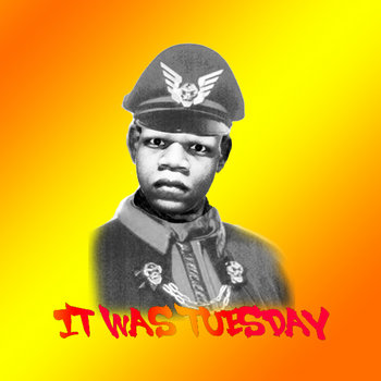 it was tuesday cover art