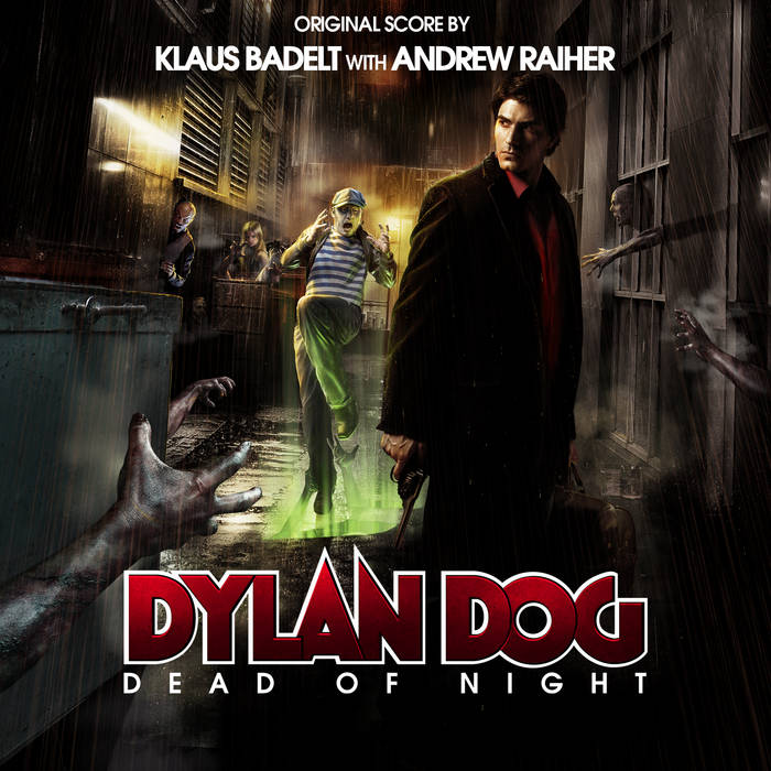 Dylan Dog: Dead Of Night cover art