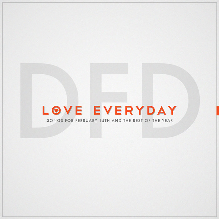 Love Everyday EP cover art