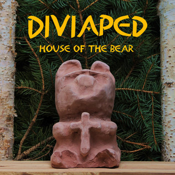 House Of The Bear cover art
