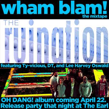 Wham Blam: the Mixtape cover art