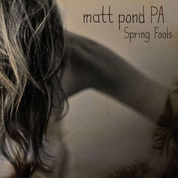 Spring Fools (EP) cover art