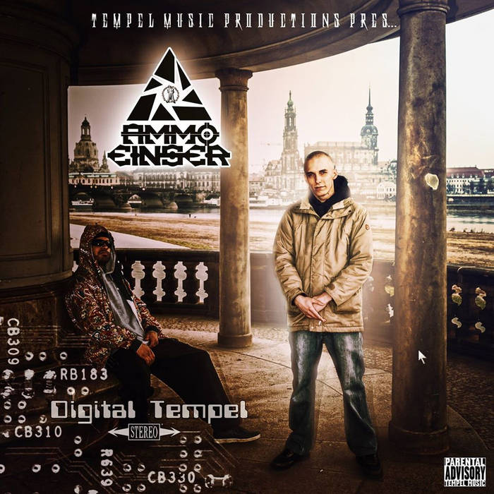 Digital Tempel cover art