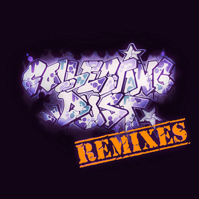 Ding Remixes (Glad2Mecha & Kista - Collecting Dust) cover art
