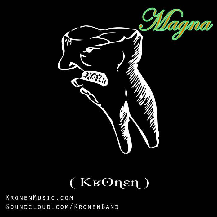 Magna cover art