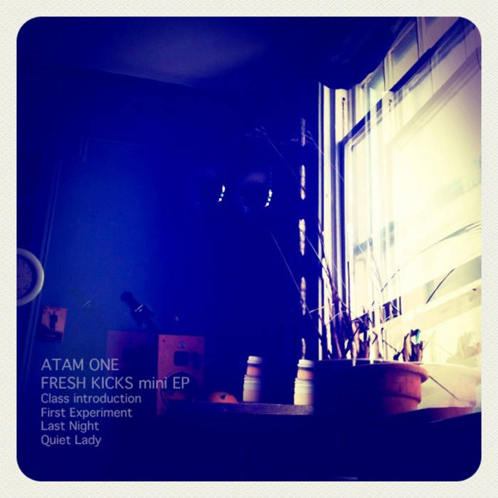 FRESH KICKS mini EP cover art