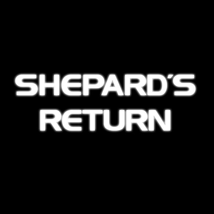Shepard's Return cover art