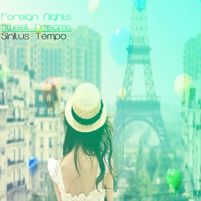 Foreign, Nights Sweet, Dreams cover art