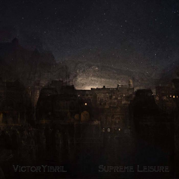 Supreme Leisure cover art
