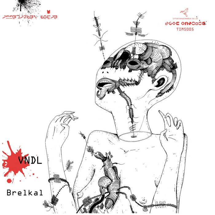 VNDL-Brelkal EP cover art