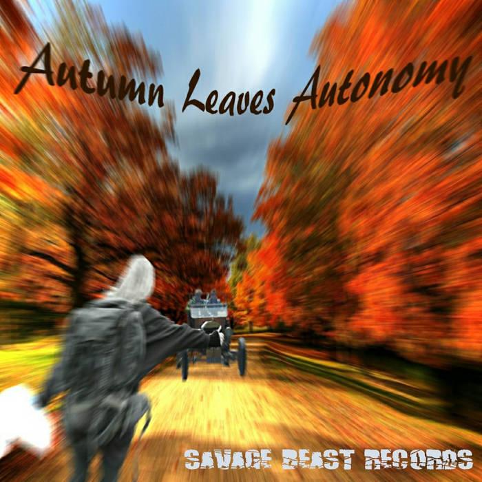 Autumn Leaves Autonomy cover art