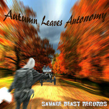 Autumn Leaves Autonomy cover art