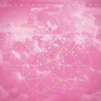 Kixnare - Digital Garden Remixed EP cover art