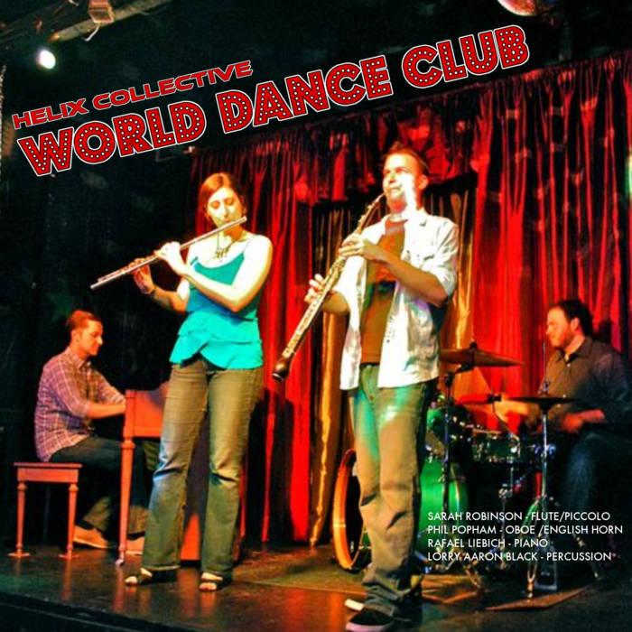 WORLD DANCE CLUB cover art