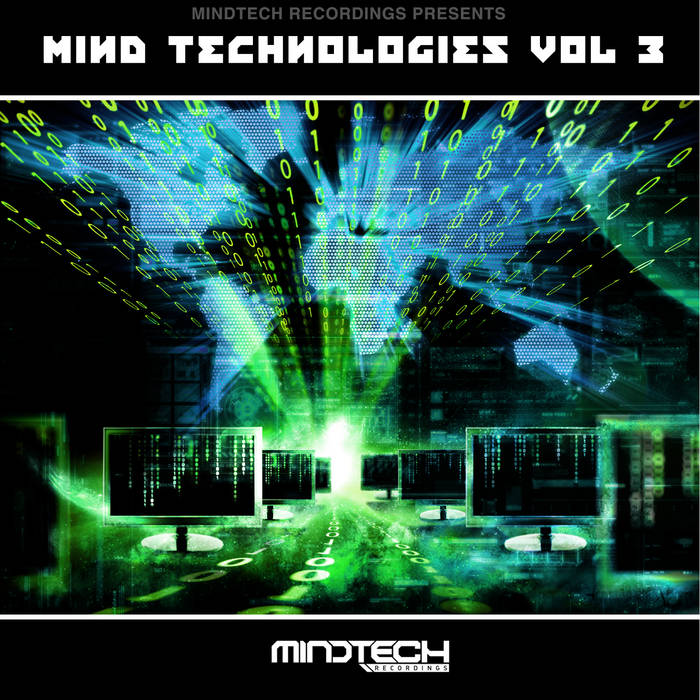 Mind Technologies Vol 3 cover art