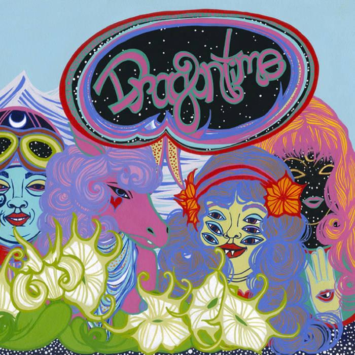 Dragontime cover art