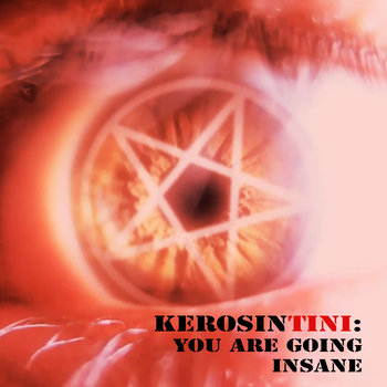 You Are Going Insane (single) cover art