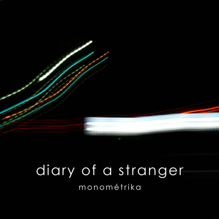 diary of a stranger cover art