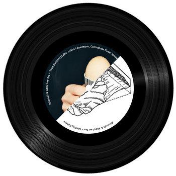 Melting Sphere / Tired Dancers cover art