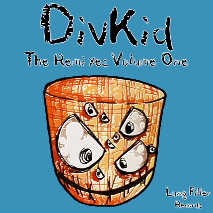 [LUNG042] DivKid - The Remixes Volume One cover art