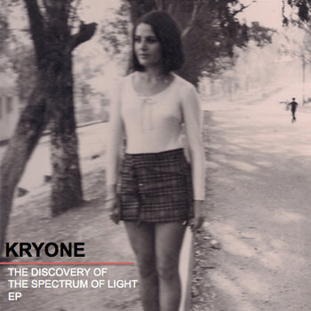 The Discovery Of The Spectrum Of Light EP cover art