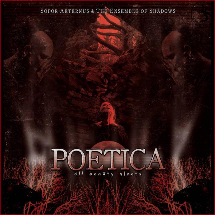 POETICA - all beauty sleeps cover art