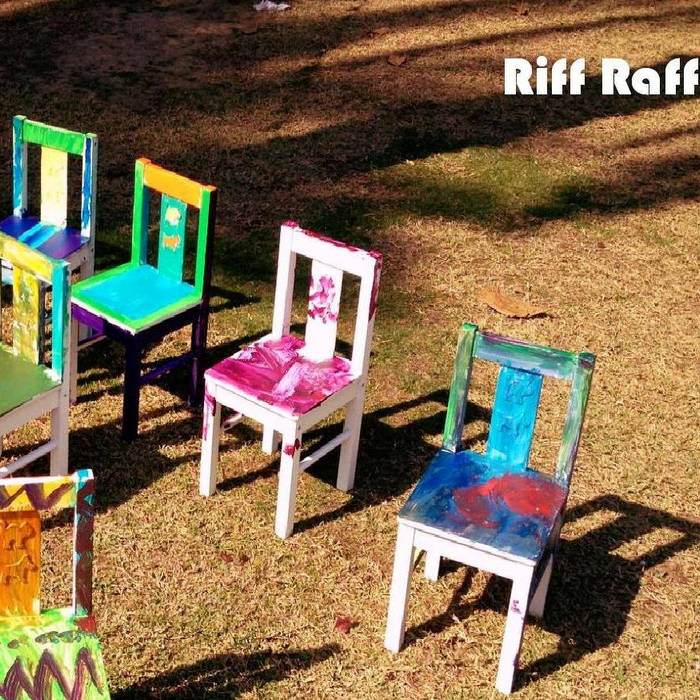 Chairs cover art