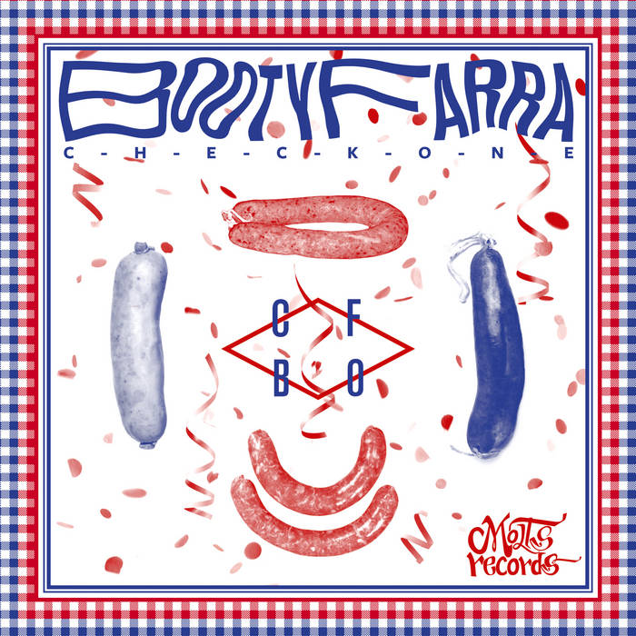 Bootyfarra EP cover art