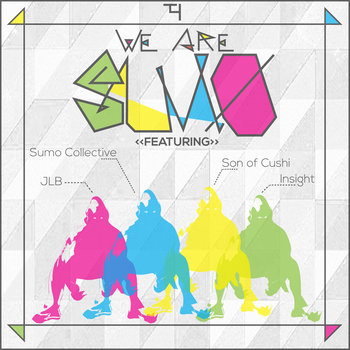 We Are Sumo cover art