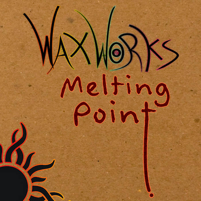 Melting Point EP cover art