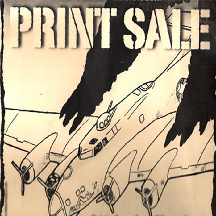 PRINT SALE cover art