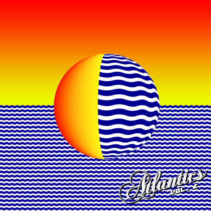 Atlantics Vol. 2 cover art