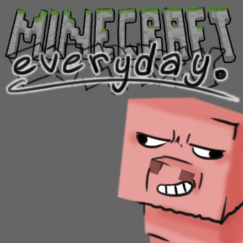 Minecraft Everday pack cover art