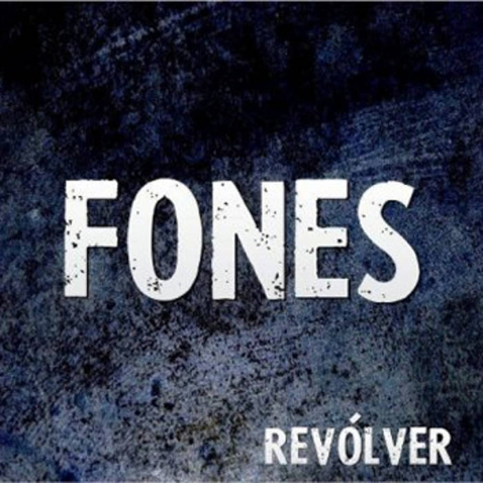 Revólver cover art