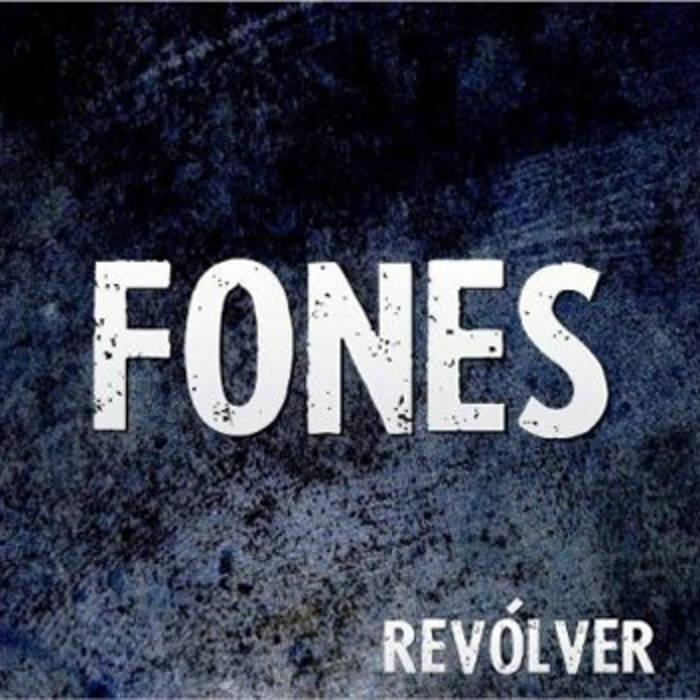 Revólver cover art