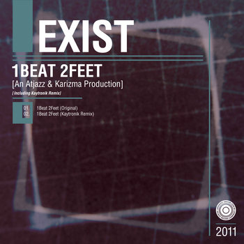 1Beat 2Feet cover art