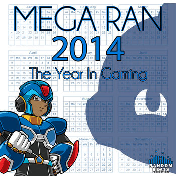 The Year In Gaming 2014 cover art