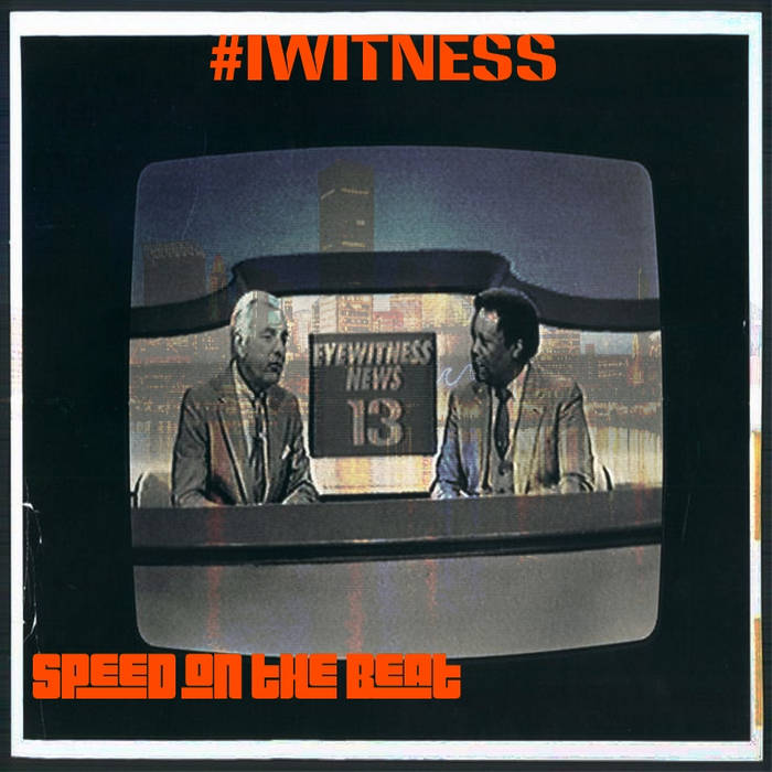 iWitness cover art