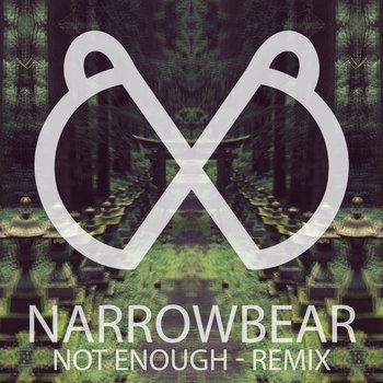 Madison Malone - Not Enough (Narrowbear Remix) cover art