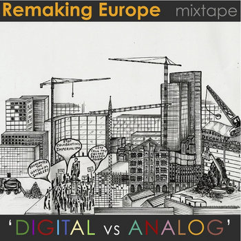Digital vs Analog cover art