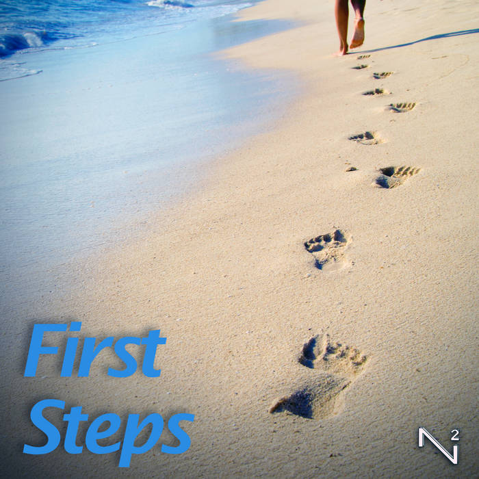 First Steps - EP cover art
