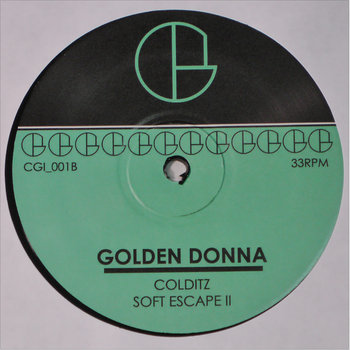 "CC/Golden Donna 12"" cover art"