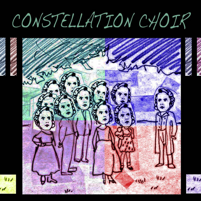 Constellation Choir EP cover art