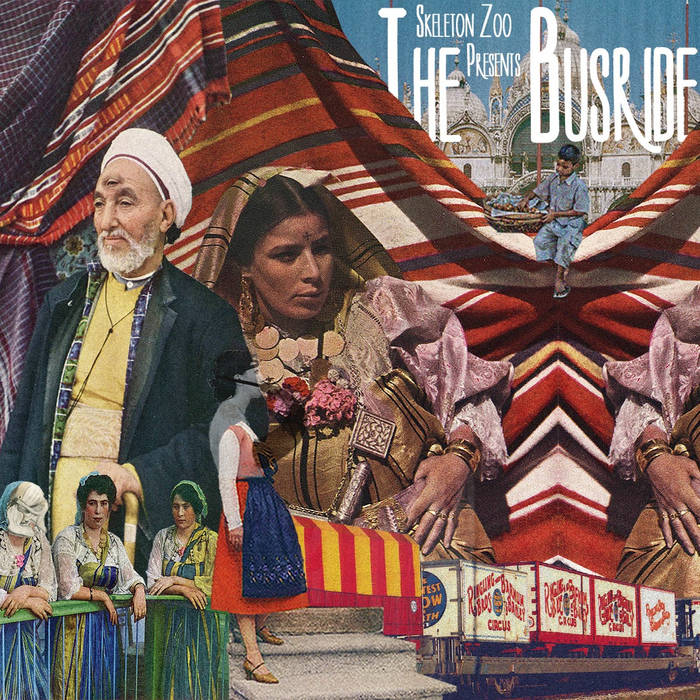 The Busride EP cover art