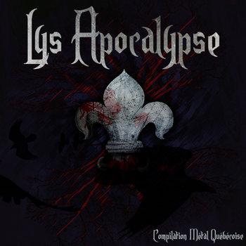 Lys Apocalypse - Compilation Métal Québecoise cover art